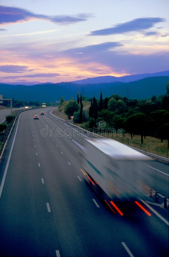 Free Cargo To The North Stock Photography - 266622