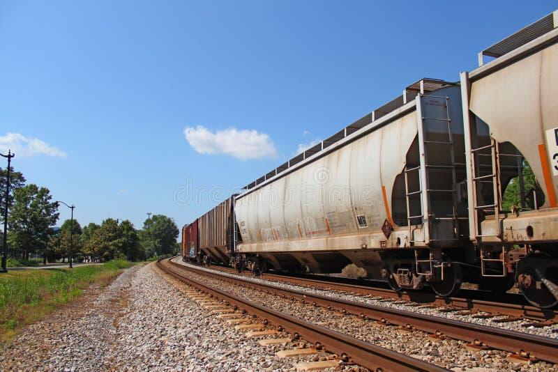 Download Cargo Train stock photo. Image of explore, metal, beam - 24654038