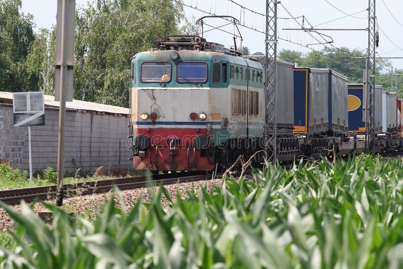 Download Cargo Train Stock Photo - Image: 25650570