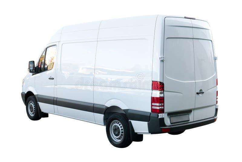 Cargo Van stock photography
