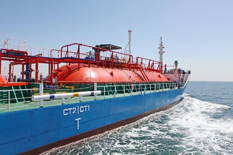 Cargos de haute mer photographie stock