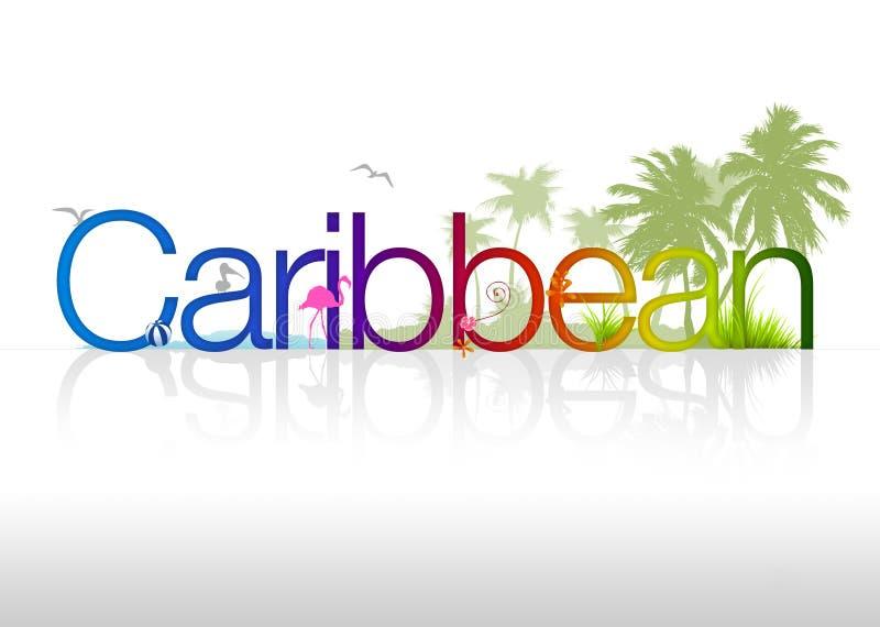 Download Caribbean stock illustration. Image of tropic, hotel - 17365881