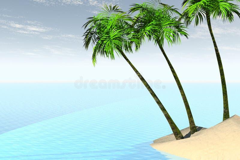 Download Caribbean stock illustration. Image of scene, exoticism - 2963922