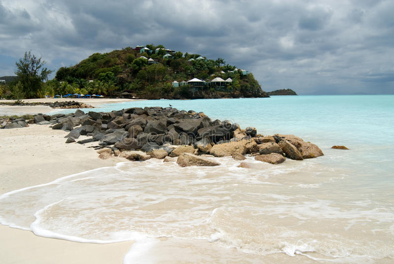 Download Caribbean beach stock photo. Image of tropic, travel - 24616810