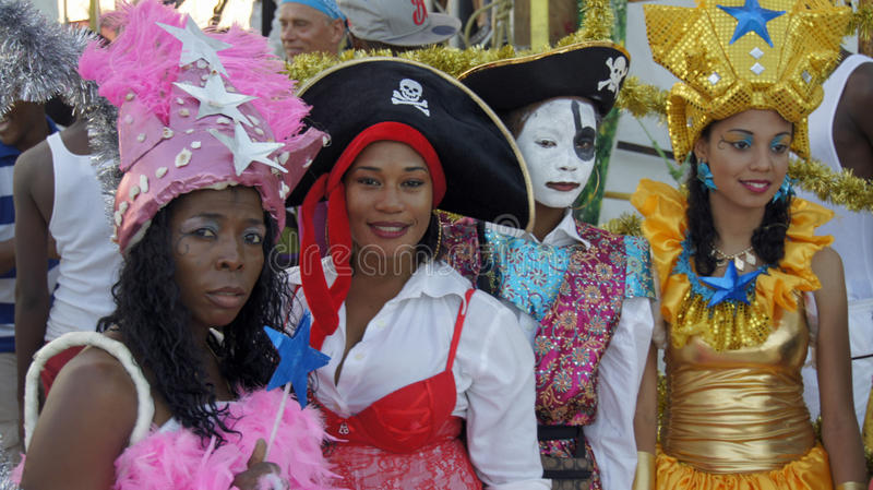 Download Caribbean Carnival Editorial Photo - Image: 40176471