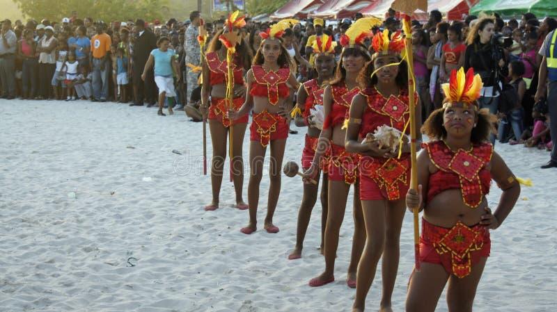 Caribbean Carnival Editorial Stock Image