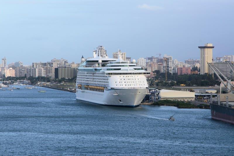 Download Caribbean Cruise Ship stock image. Image of sailing, boat - 4758731