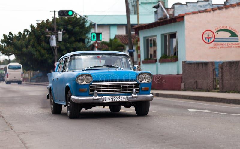 Caribbean Cuba Havana main road with view of the Capitol stock photos