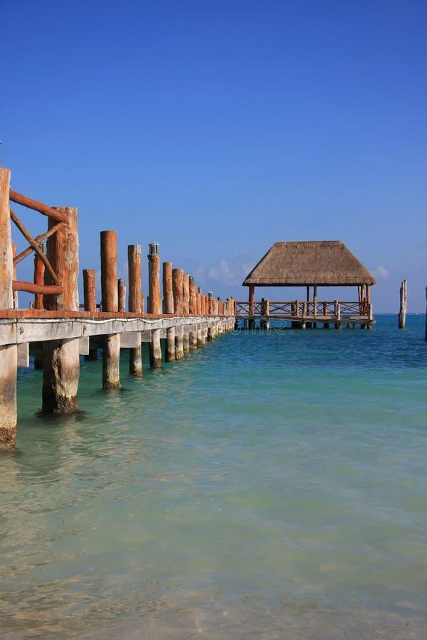 Caribbean dock stock photos