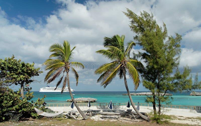 Caribbean Feeling royalty free stock photography
