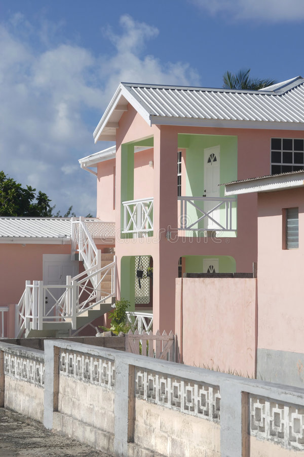 Free Caribbean Home Royalty Free Stock Image - 3690506