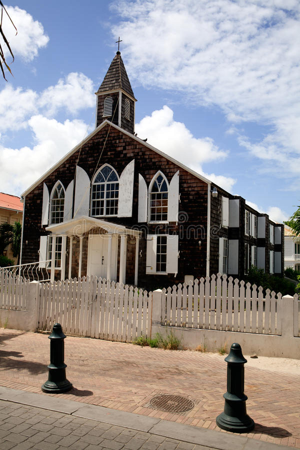 Caribbean Island Church