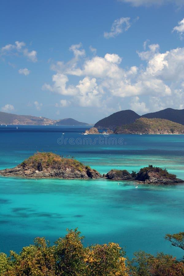 Caribbean Islands royalty free stock photos