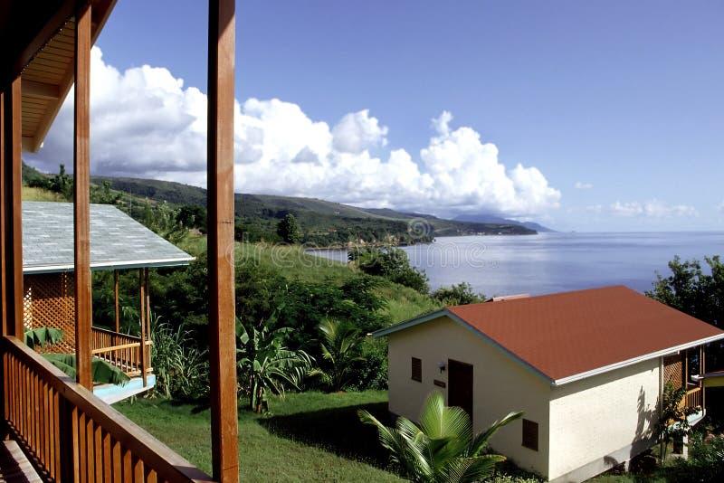 Download Caribbean resort scenic stock photo. Image of ocean, cabana - 8156126