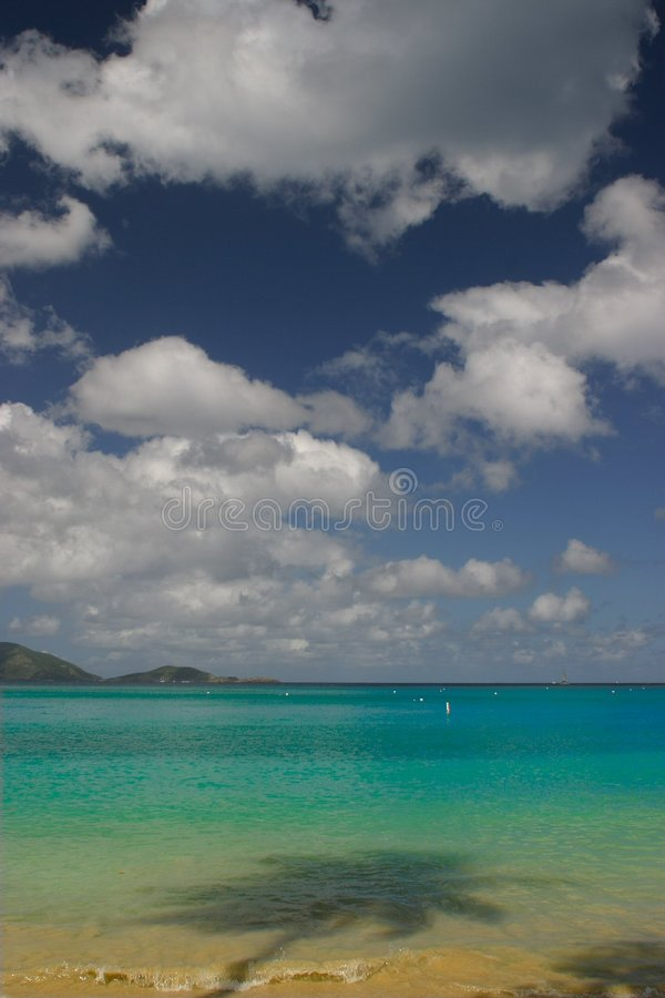 Download Caribbean Sea Royalty Free Stock Images - Image: 9699