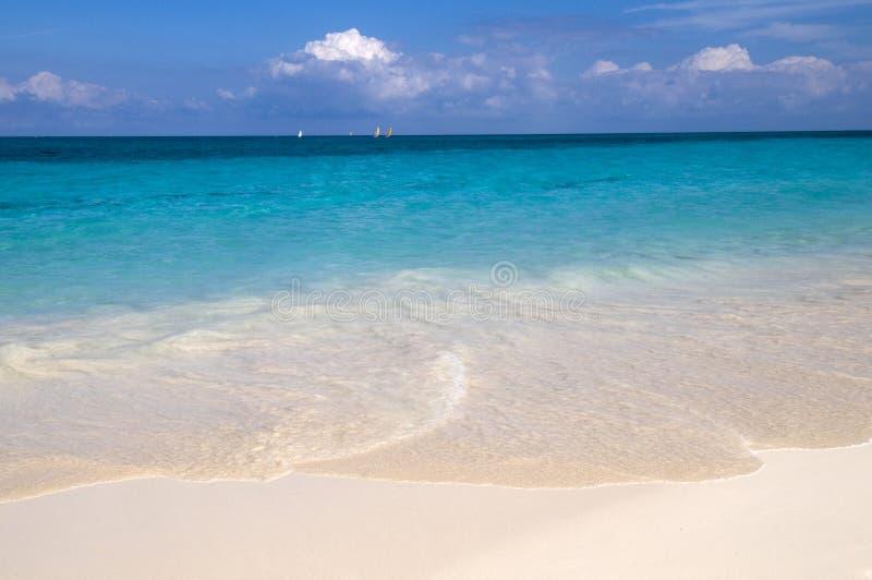 Download Caribbean sea stock photo. Image of antilles, boat, coast - 12627882