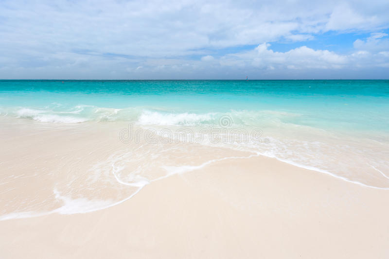 Caribbean sea stock images