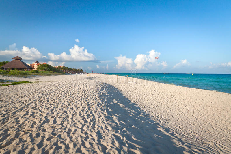 Download Caribbean Sea Beach At Sunset Stock Image - Image: 26989689