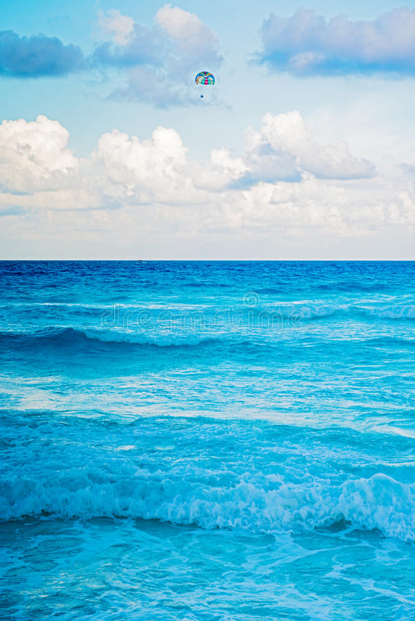 Download Caribbean Sea In Cancun, Mexico Editorial Image - Image: 41460785