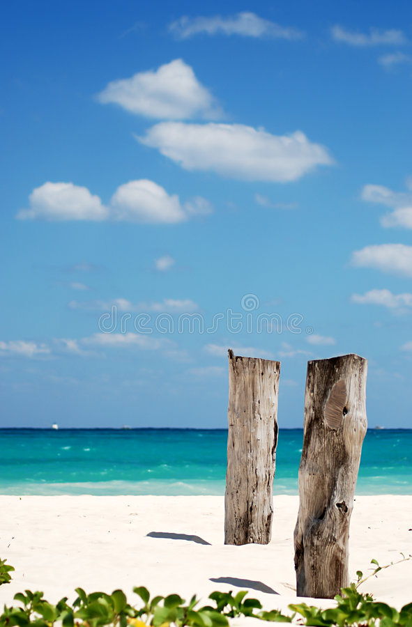 CARIBBEAN View royalty free stock photos