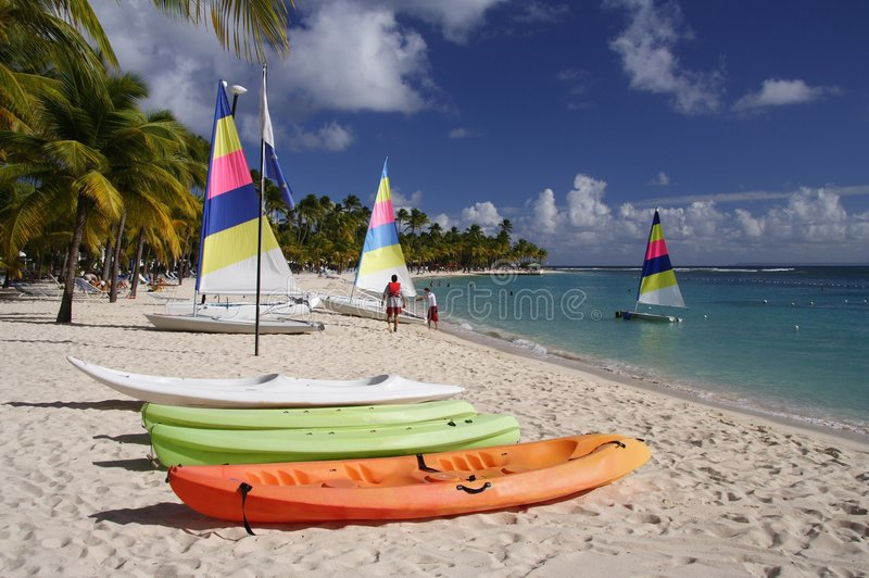 Download Caribbean Watersports stock image. Image of aquatics, calm - 833463