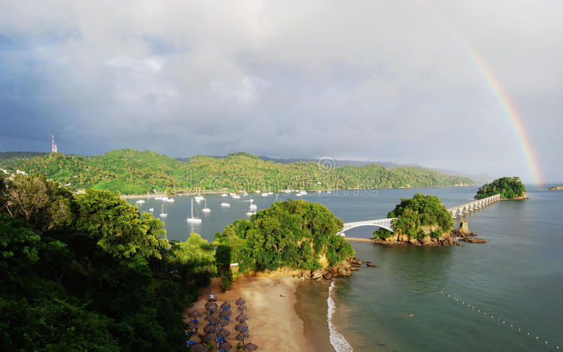 Caribbeans royalty-vrije stock fotografie