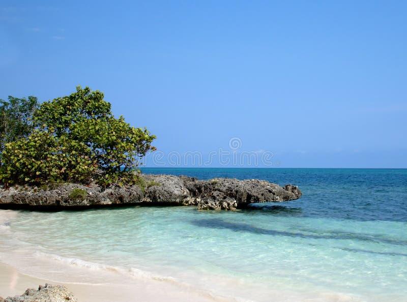 caribe Куба стоковое изображение rf