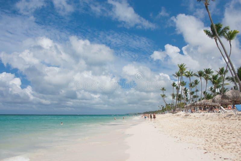 Caribe stockfotografie