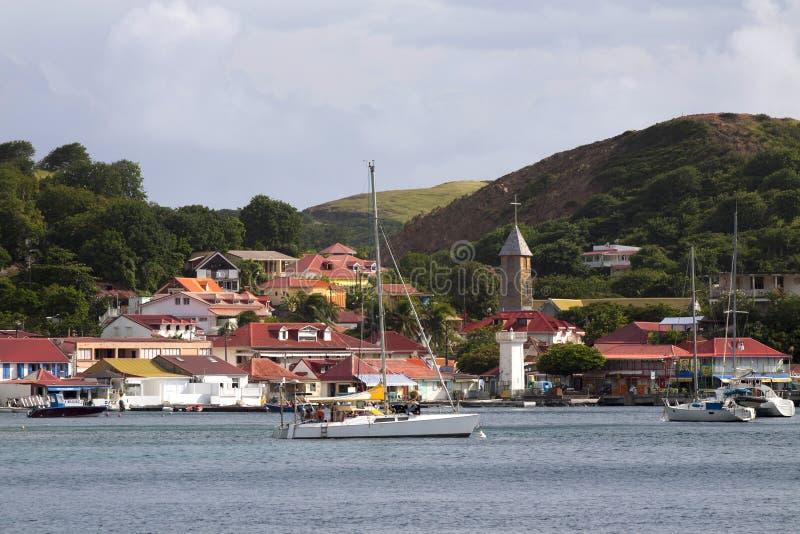 Caribe, Guadaloupe, photo libre de droits