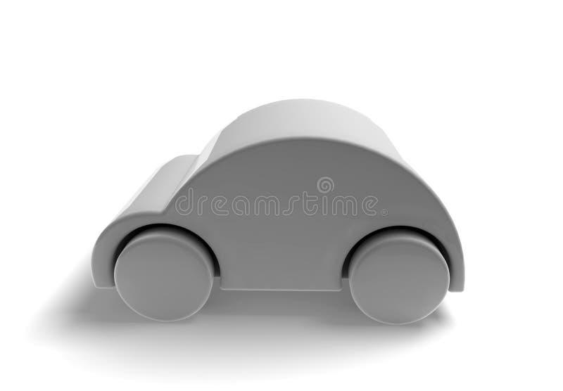 Caricatura dell'automobile illustrazione di stock