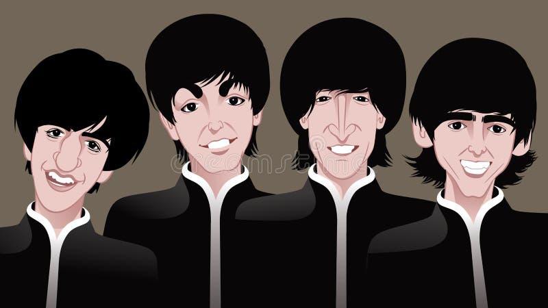 Beatles Stock Illustrations 351 Beatles Stock Illustrations Vectors Clipart Dreamstime