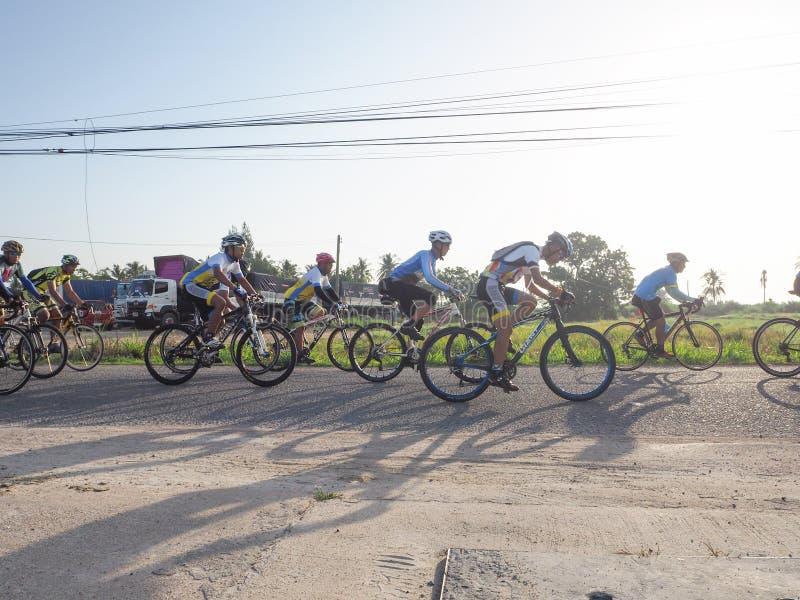 Caridade do ciclismo imagem de stock royalty free