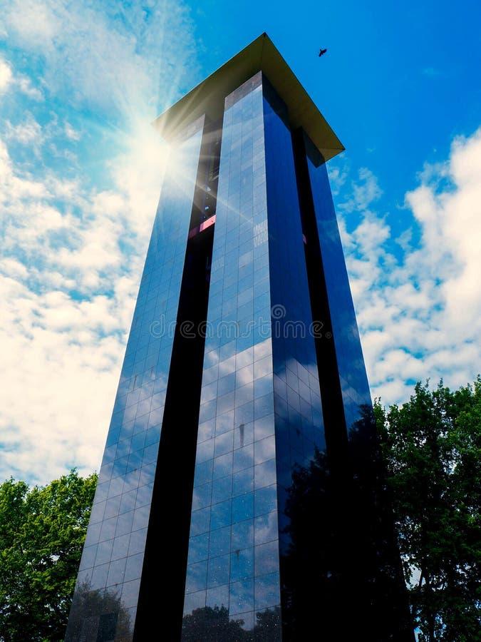 Carillon in Berlijn royalty-vrije stock foto's