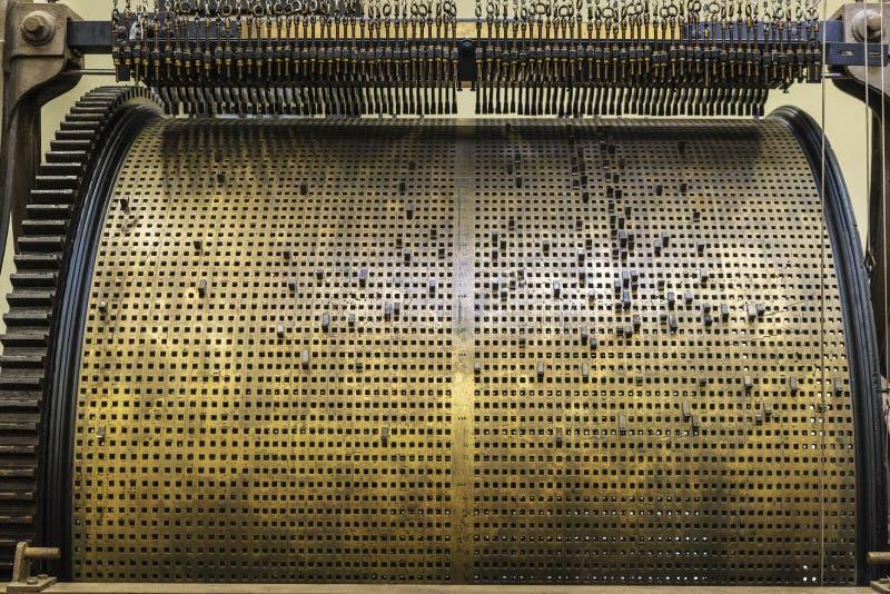Carillon de tour de Bell à Gand, Belgique photos libres de droits
