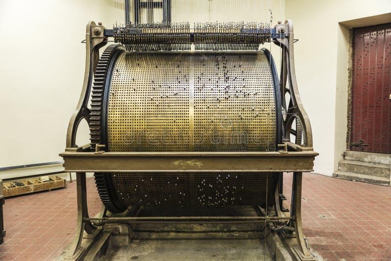 Carillon de tour de Bell à Gand, Belgique image stock