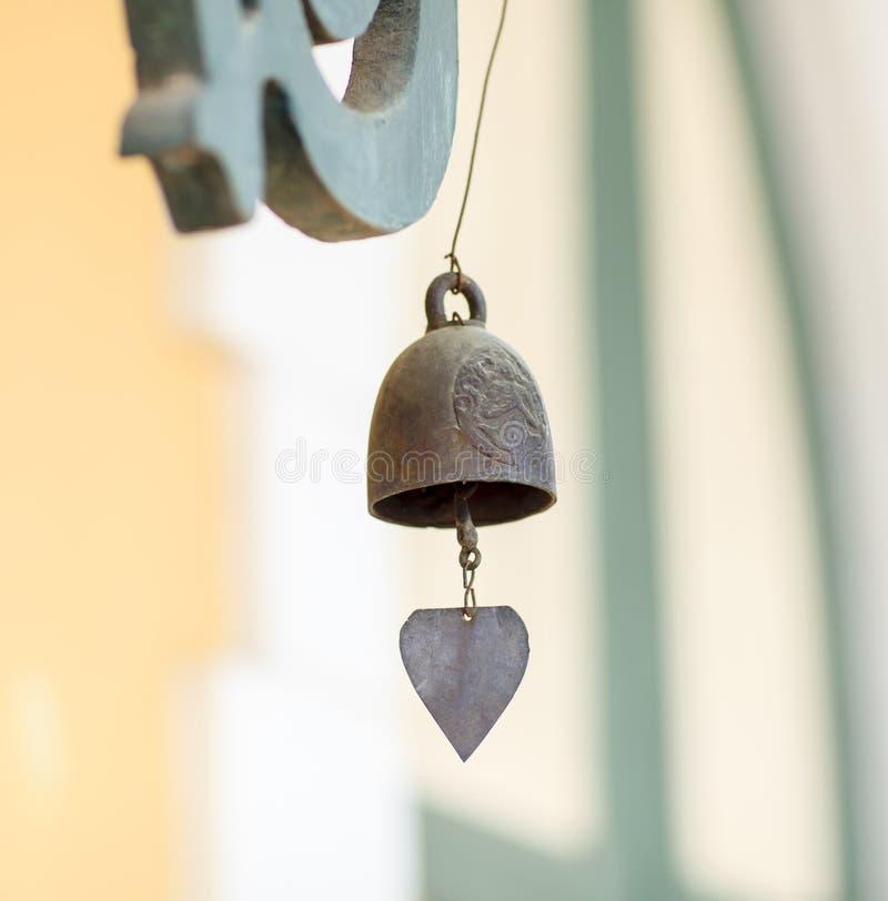 Carillon de vent images stock