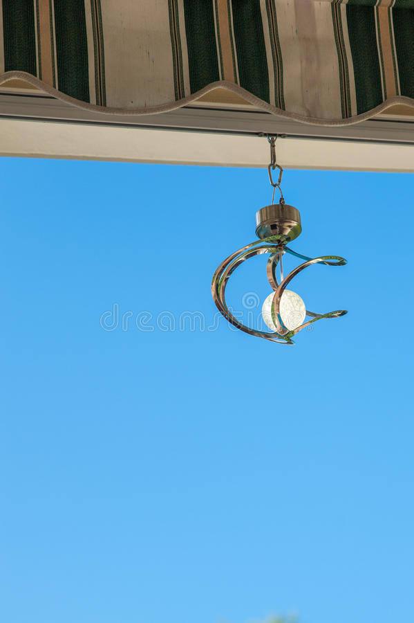 Carillon de vent image libre de droits