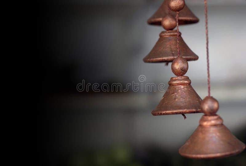 Carillon di vento fotografie stock libere da diritti