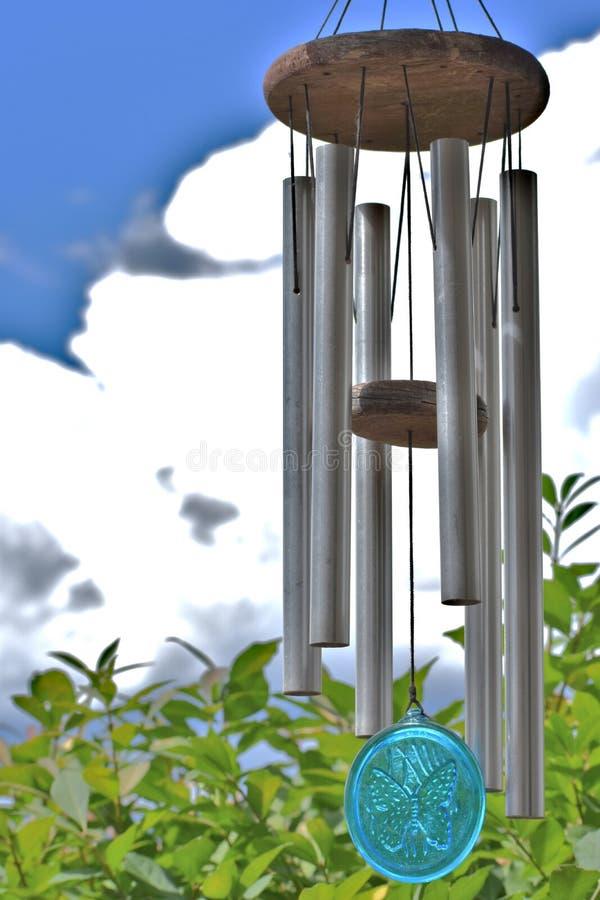 Carillones tranquilos fotografía de archivo