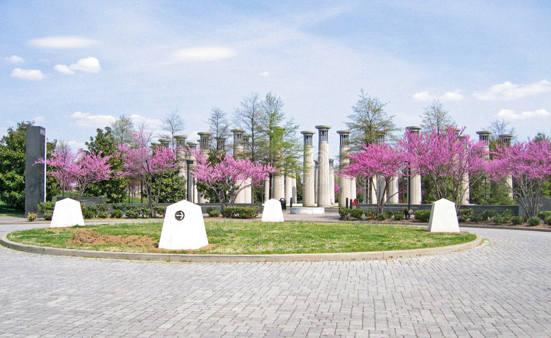 carilon世纪公园 库存图片