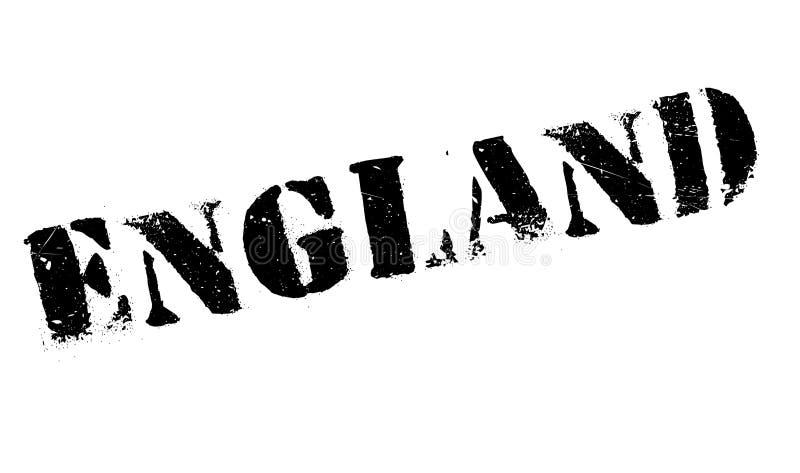 Carimbo de borracha de Inglaterra foto de stock royalty free