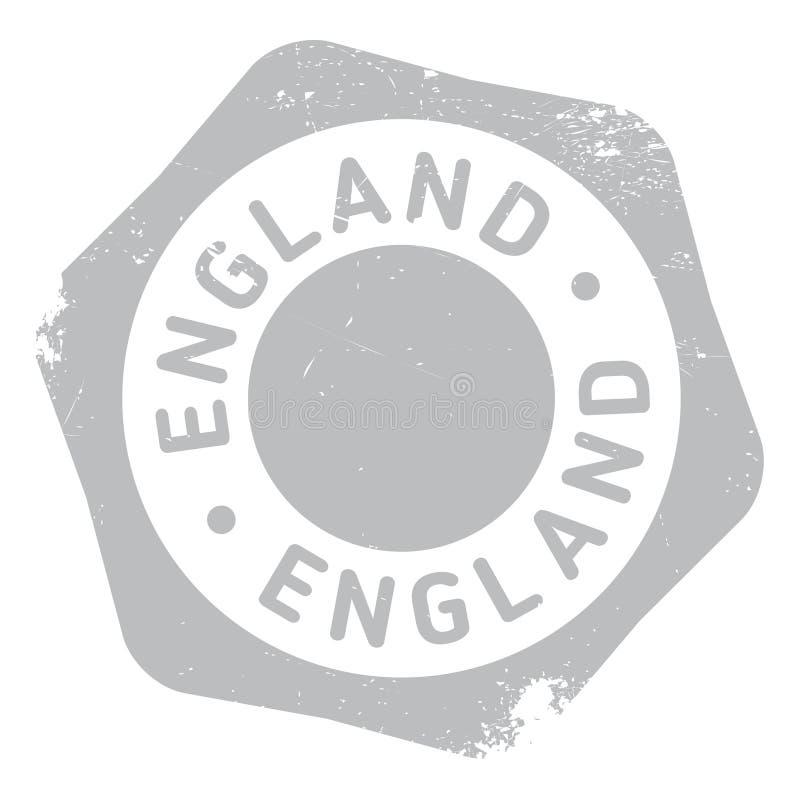 Carimbo de borracha de Inglaterra imagens de stock royalty free