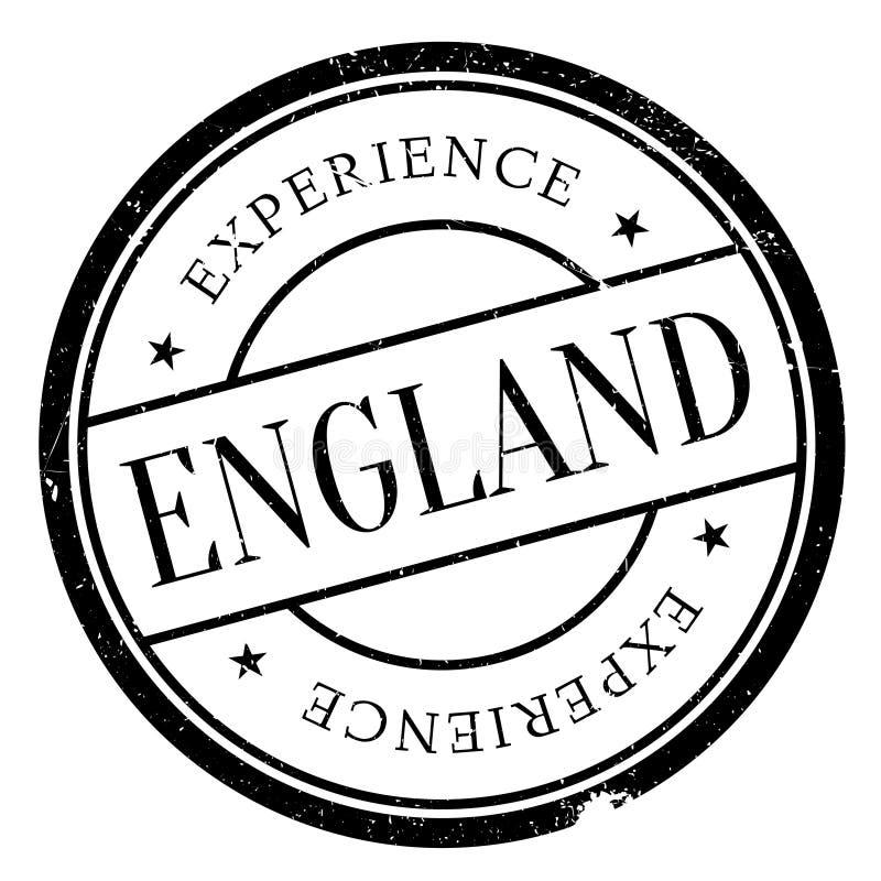 Carimbo de borracha de Inglaterra fotos de stock royalty free