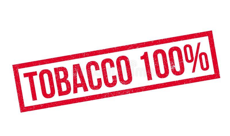 Carimbo de borracha do cigarro 100 imagens de stock