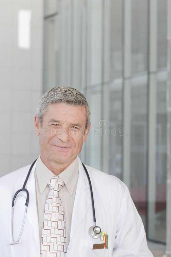 Caring health care professional royalty free stock images