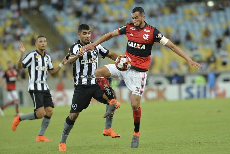 Carioca-Meisterschaft 2018 stockbild