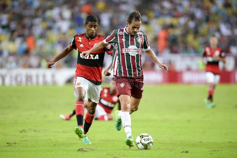Carioca-Meisterschaft 2017 stockfoto