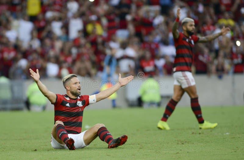 Carioca mistrzostwo 2019 zdjęcia royalty free