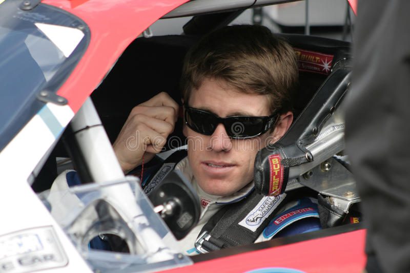 Carl Edwards stock photo