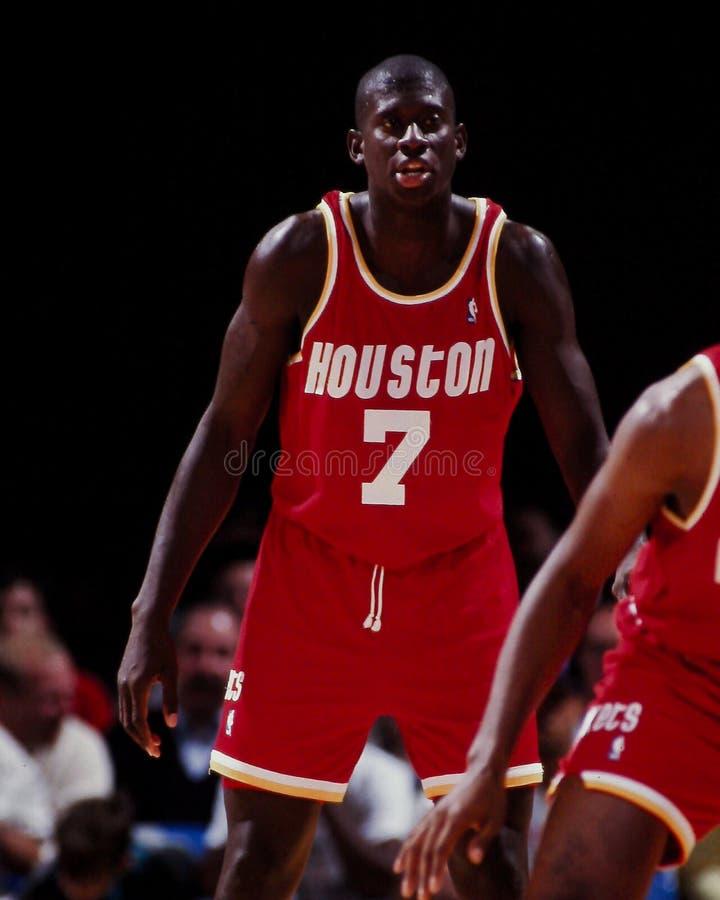 Carl Herrera, Houston Rockets photos stock